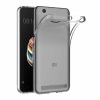 Coque Housse Etui Ultra Slim TPU Transparent pour Xiaomi REDMI 5A