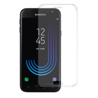 Film Protection Ecran Verre Trempe 100% Integrale Transparent pour Samsung Galaxy J3 2017