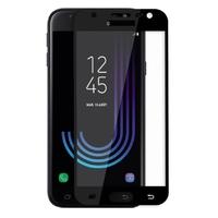Film Protection Ecran Verre Trempe 100% Integrale Bord Noir pour Samsung Galaxy J5 2017