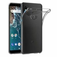 Coque Housse Etui Ultra Slim TPU Transparent pour Xiaomi Mi 6X