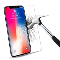 Film Protection Verre Trempe pour Apple iPhone XS