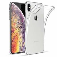 Coque Housse Etui TPU Ultra Slim Transparent pour Apple iPhone XS MAX