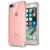 Coque Antichoc Housse Etui TPU Ultra Slim Transparent pour Apple iPhone 7 PLUS