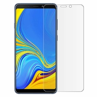 Film Protection Ecran Verre Trempe 100% Integrale Transparent pour Samsung Galaxy A9 2018