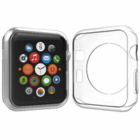 Coque Protection TPU Transparent pour Apple iWatch 42mm