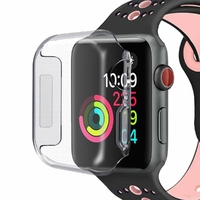 Protection Ecran TPU Transparent pour Apple iWatch 40mm