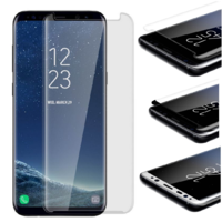 Film Protection Verre Trempe 100% Incurve Integral pour Samsung Galaxy S8