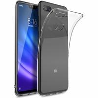 Coque Housse Etui Ultra Slim TPU Transparent pour Xiaomi MI 8 LITE