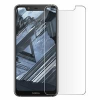 Film Protection Verre Trempe pour Nokia 5.1 PLUS
