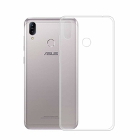 Coque Housse Etui Ultra Slim TPU Transparent pour Asus Zenfone MAX M2 ZB633KL