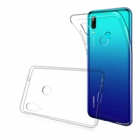 Coque Housse Etui Ultra Slim TPU Transparent pour Huawei P SMART 2019
