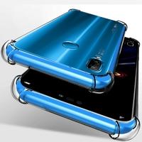 Coque Antichoc Housse Etui TPU Ultra Slim Transparent pour Huawei P20 PRO