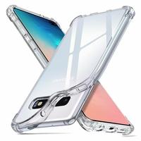Coque Antichoc Housse Etui TPU Ultra Slim Transparent pour Samsung Galaxy S10+