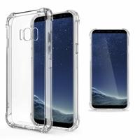 Coque Antichoc Housse Etui TPU Ultra Slim Transparent pour Samsung Galaxy S8