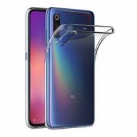 Coque Housse Etui Ultra Slim TPU Transparent pour Xiaomi MI 9