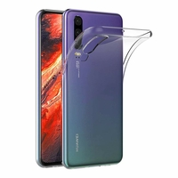 Coque Ultra Slim TPU Transparent pour Huawei P30
