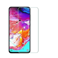Verre Trempe Transparent pour Samsung Galaxy A70