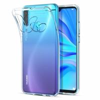 Coque Housse Etui Ultra Slim TPU Transparent pour Huawei P30 LITE