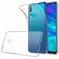 Coque Housse Etui Ultra Slim TPU Transparent pour Huawei P SMART PLUS 2019