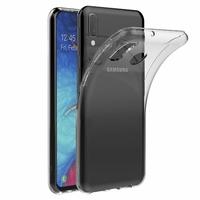 Coque Samsung Galaxy A20e - Silicone TPU Ultra Slim