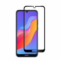 Verre Trempe Bord Noir Huawei HONOR 8A