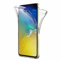 Coque Silicone Intégrale Transparent Samsung Galaxy S10e