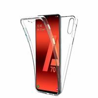 Coque TPU Silicone Intégrale Transparent pour Samsung Galaxy A70