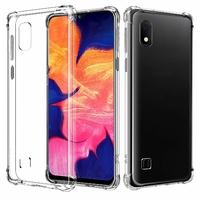 Coque Antichoc TPU Ultra Slim Transparent pour Samsung Galaxy A10