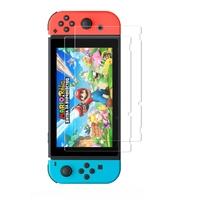 Verre Trempe pour Nintendo Switch [Pack de 2] Film Protection Résistant