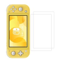 Verre Trempe pour Nintendo Switch Lite [Pack de 2] Film Protection Résistant