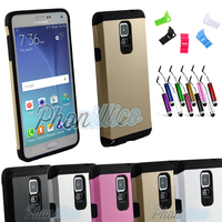 Etui Housse Coque Armor Anti-chocs pour Samsung Galaxy Note 4