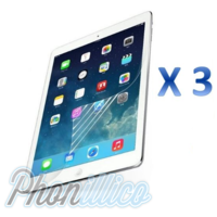 Lot 3 Films de Protection Ecran pour Apple iPad Pro