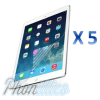 Lot 5 Films Protection Ecran pour Apple iPad Pro