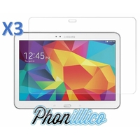 Lot 3 Films Protection Ecran pour Samsung Galaxy Tab S 10.5