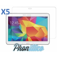 Lot 5 Films Protection Ecran pour Samsung Galaxy Tab S 10.5