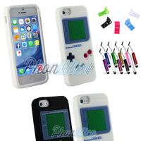 Coque Housse Etui GameBoy pour Apple iPhone 5 / 5S