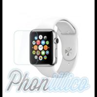 Film Protection Ecran Verre Trempe pour Apple iWatch