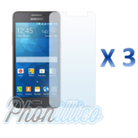 Lot 3 Films Protection Ecran pour Samsung Galaxy Grand Prime