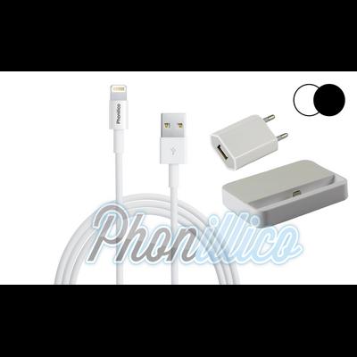 Pack Dock Chargeur pour Apple iPhone 6 Plus / 6S Plus