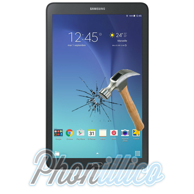 Film Protection Verre Trempe pour Samsung Galaxy Tab E 9.6