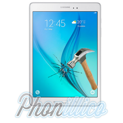 Film Protection Verre Trempe pour Samsung Galaxy Tab A 9.7