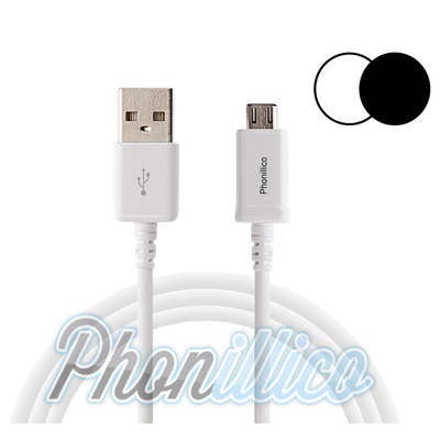 Cable USB Chargeur pour Samsung Galaxy S5 Mini
