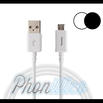 Cable USB Chargeur pour Samsung Galaxy Alpha