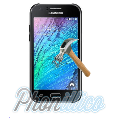 Film Protection Verre Trempe pour Samsung Galaxy J5 2016