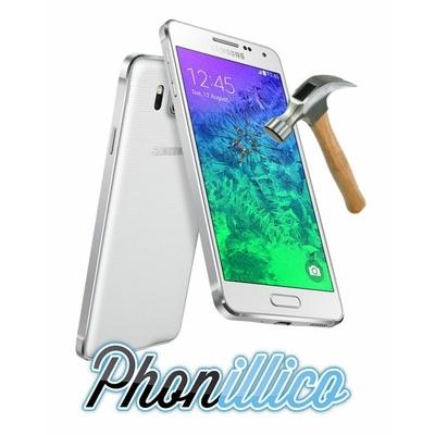 Film Protection Verre Trempe pour Samsung Galaxy Alpha