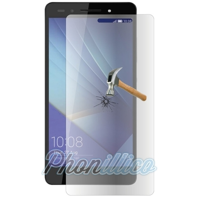 Film Protection Verre Trempe pour Huawei Honor 7