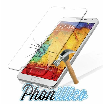 Film Protection Verre Trempe pour Samsung Galaxy Note 3