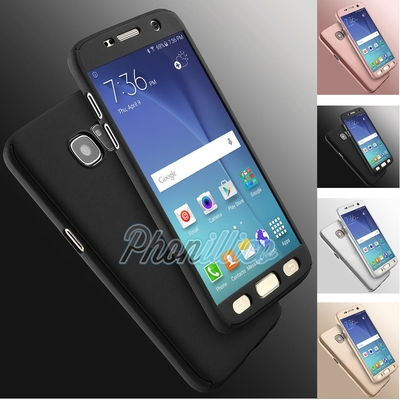 Coque Housse Etui Full 360 Hybride pour Samsung Galaxy Note 8