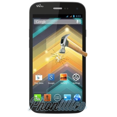 Film Protection Verre Trempe pour Wiko Barry