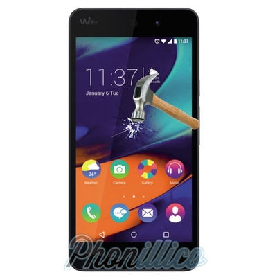 Film Protection Verre Trempe pour Wiko Rainbow UP 4G